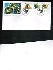 CANADA 1992  FRUIT TREES COMBO  FDC  cat $5.00 # 1364++  BOX 519