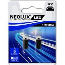 Osram nt1061cw-02b Neolux LED retrofit 6000 K T10 W5W  2 anni garanzia Germany