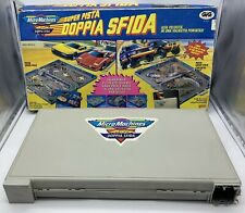 Micro Machines Super Pista Doppia Sfida Electric Pista Gran Prix Gig Galoob