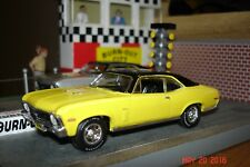 1970 Chevrolet Nova SS 396, 1:43 Rare Yellow & Black Version