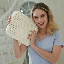 Sleeping Bed Cervical Massage Pillow Health Neck Bonded Head Care Memory Pillow