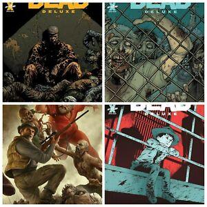 Walking Dead Deluxe #16 Cover A B C D E Variant Set Options Presale 6/2