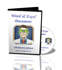Microsoft Word & Excel Document File Recovery Software for Apple Mac