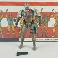Original 2003 GI JOE IRON GRENADIER V3 ARAH not Complete UNBROKEN figure