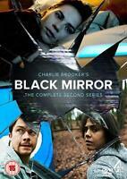 Black Mirror - Series 2 (DVD) Brand New Sealed