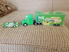 Disney Pixar Cars Diecast Rare #86 Original HTB Chick Hicks Hauler Semi Truck