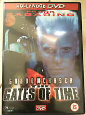 Frank Zagarino PROJECT SHADOWCHASER: Games of Time 1996 fantascienza UK DVD