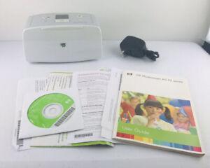 HP Photosmart A516 Compact Digital Photo Inkjet Printer