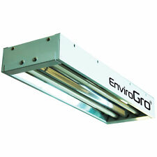 EnviroGro 2ft T5 Fluorescent Growlight Light - 2 Tubes Propagation Hydroponics