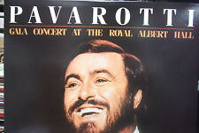 Pavarotti Gala Concert at the Royal Albert Hall 33RPM 050616 TLJ