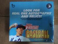 2021 Topps Heritage Baseball Sealed RETAIL 24-Pack BOX