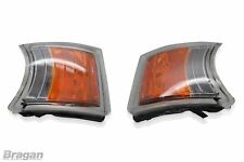 Para adaptarse a Scania 4/R/P/G/serie 6 Indicador LED Luz Lámparas Delanteras Par Park