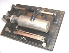 EDISON STANDARD PHONOGRAPH ICS BED PLATE AND MOTOR