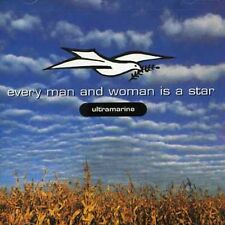 Every Man & Woman Is A Star - Ultramarine (2002, CD NUOVO)
