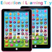 Educational Toys For 6 Months 1 2 3 6 year Olds Boy Girl Toddler Learning Tablet
