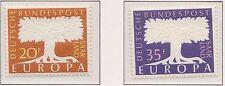 Europa CEPT 1957 Saarland 402-403 - Postfris - MNH