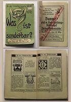 In der Westentasche Was ist sonderbar Pollack Scherzfragen Mühlhausen um 1900 xz