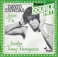 "7"" DAVID DUNDAS - Jeans On / Another...    >>> SUPER UNGESPIELT MINT<<<"
