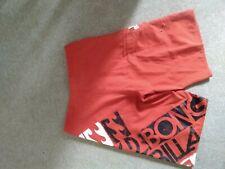Boys billabong shorts Aged 14 Years