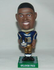 Orlando Pace Bobble Head / NFL-HOF / Limited Edition 2002 RAM's Stadium Giveaway