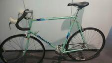 Vintage Bianchi Rekord Celeste road bike campagnolo groupset Columbus SLX tubbin
