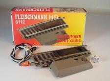 Fleischmann H0 Profigleis 6112 elektrisches Entkupplungsgleis OVP #8168