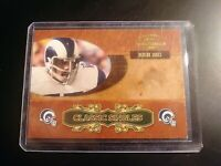 2007 Donruss Classics Singles GOLD SP DEACON JONES #d 55/100 CS-17 Rams