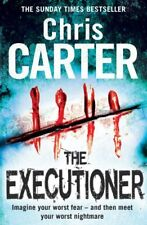The Executioner by Carter, Chris Paperback Book The Cheap Fast Free Post