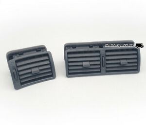 NEW Genuine Nissan Left & Center AC Ventilator Vents Kit for R32 Skyline GTR GTS