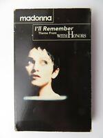 Madonna I'll Remember (Cassette)