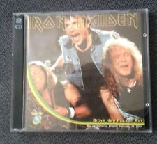 CD LIVE Iron Maiden – Brave New Rock In Rio