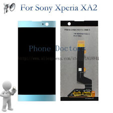 Sony Xperia XA2 Lcd Screen Display Digitizer Touch Original Genuine Blue  Uk