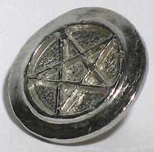 "Pentagram Cookie Stamp (1 3/8"" dia.)-Hand Crafted -Cookies Decoration -"
