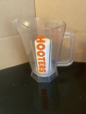 Hooters Ice Beer Pitcher Plastic