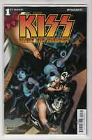 Kiss Blood and Stardust Issue #1 Dynamite Comics Cover F (1st Print 2018)