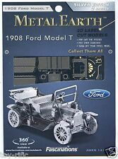 METAL EARTH - MODEL T FORD MOTOR CAR - 3D METAL MODEL KIT - BRAND NEW & SEALED!!