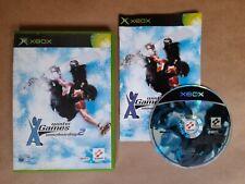 ESPN Winter X Games Snowboarding 2 ~ PAL UK Xbox Original ~ selten Spiel ~