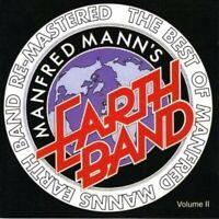 MANFRED'S EARTH BAND MANN - BEST OF VOL.2   CD NEU
