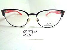 New CANDIES Eyeglass Frame CA0120-001 Red Black Cat Eye Shape (BTW-15)