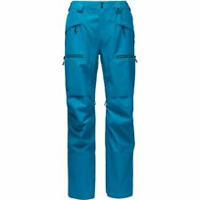 The North Face Men's POWDER GUIDE Gore-Tex Ski Pants Salopettes Brilliant Blue M