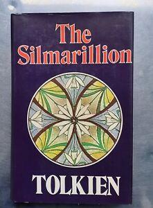J.R.R.Tolkien THE SILMARILLION Allen & Unwin 1st/1st 1977 HB