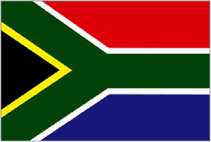Flag of South Africa - 5' x 3'
