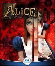 American McGee 's: Alice-PC juego versión alemana mercancía nueva