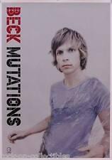 Beck 1998 Mutations Promo Poster