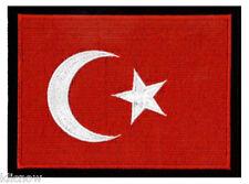 Turkey Turkish (embroidered) Patch 12 X 9CM (4 1/2 x 3 1/2)