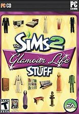 The Sims 2 Glamour Life Stuff (PC) Complete FAST SHIPPING