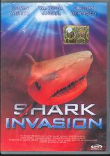 SHARK INVASION - DVD ( USATO ) - EDITORIALE