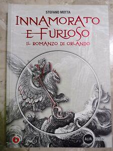 Innamorato e furioso, il romanzo di Orlando (con CD)