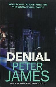 Peter James - Denial *NEW* + FREE P&P