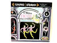 LP Walton Facade Royal Opera House RCA Red Seal LSC-2285